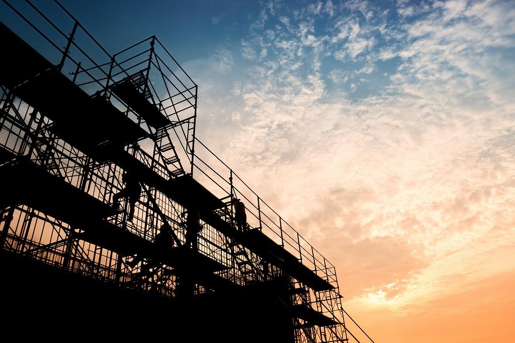 有限会社カイトに足場工事を依頼する3つのメリット